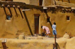 mitchcasterfineart.com, Adobe Work, Mitch Caster Fine Art, Mitch Caster